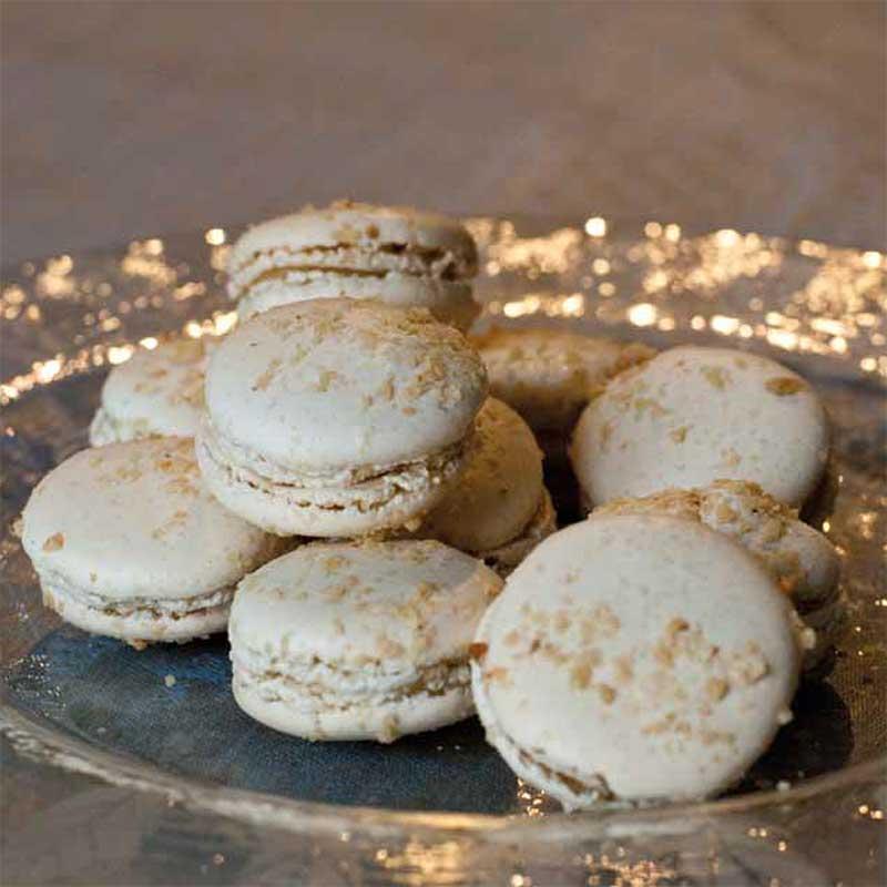 Recette au Pélardon - Macaron